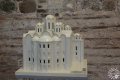 Макет Софийского собора XI века