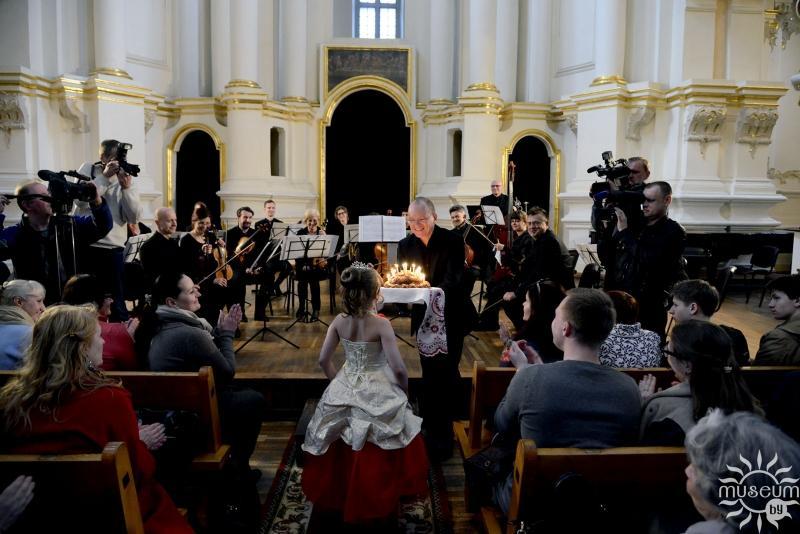 В Полоцке открылся XXIX Международный фестиваль старинной и современной камерной музыки, фото-3